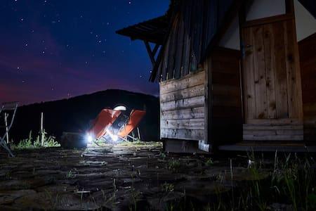 Dôme des étoiles en Cévennes