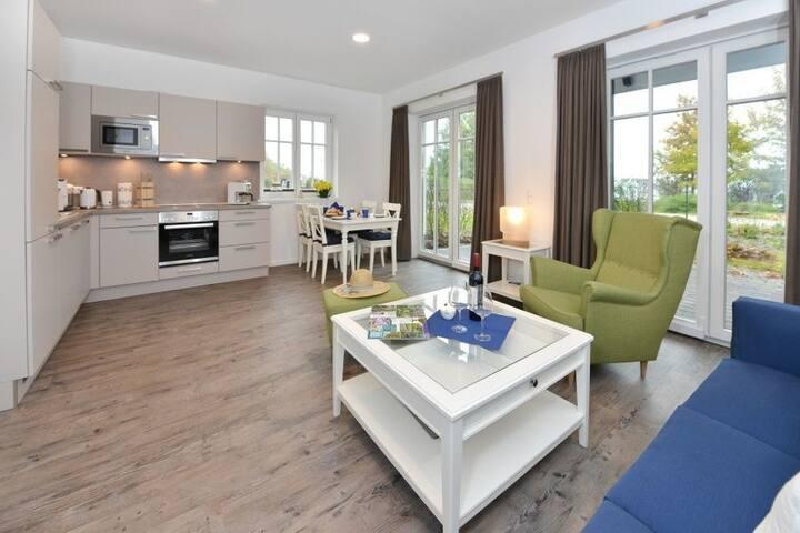 Ferienwohnung/App. für 2 Gäste mit 65m² in Ralswiek (145356)