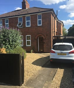 Double room, near centre and with free parking