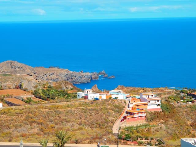 Casita El Racimo - La Guancha - Dům