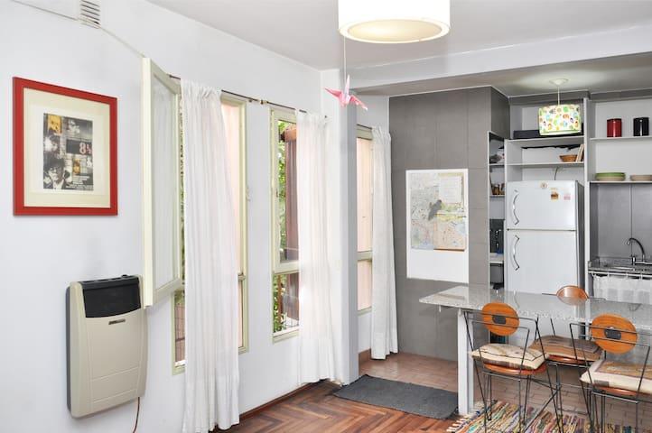 Cálido apartamento en el Centro - Córdoba - Appartement