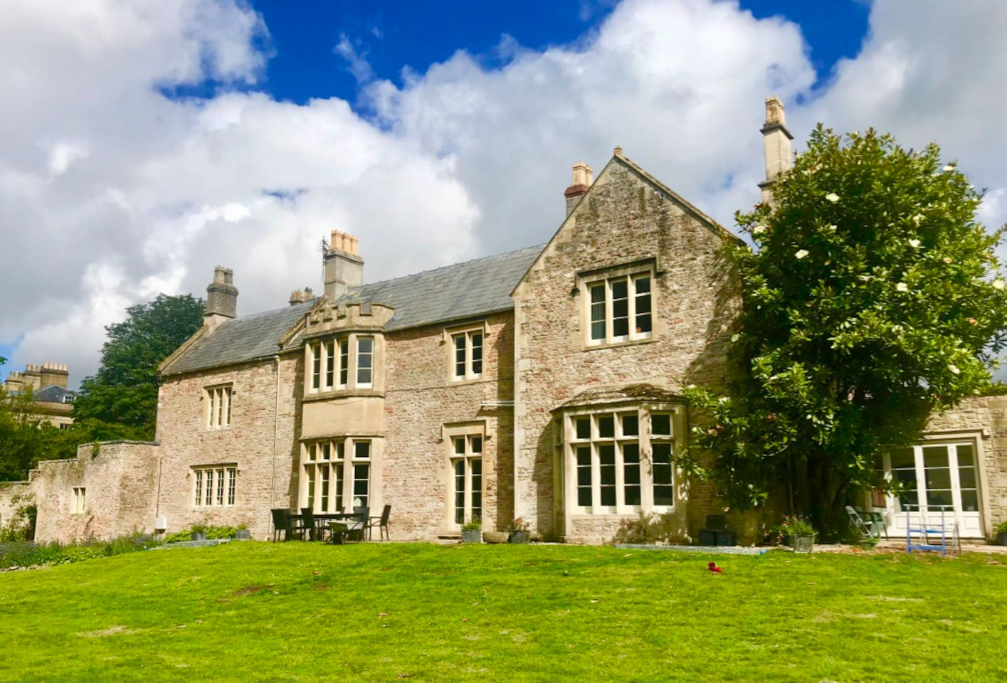 The Old Rectory & West House