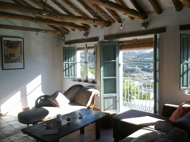 Casa Mirador Granada - Lecrín - บ้าน