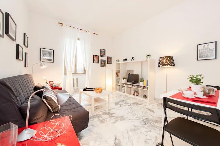 Joli et moderne appartement pour 4 - WIFI