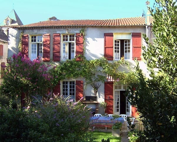 B&B - IN GASCONY - SW FRANCE - One or two bedrooms - Mézin - Дом