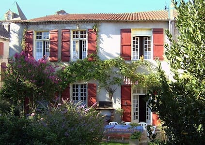 B&B - IN GASCONY - SW FRANCE - One or two bedrooms - Mézin