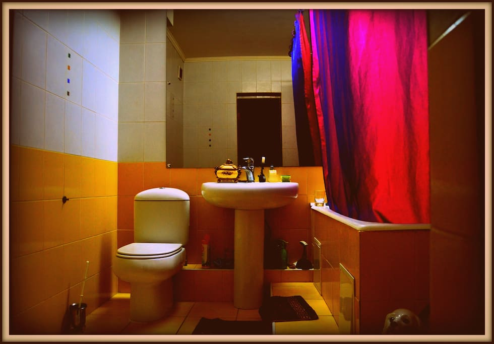 ванная/ bathroom