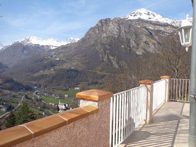 Location Gavarnie Gèdre, Vacances Hautes-Pyrénées - Luz-Saint-Sauveur - Huis