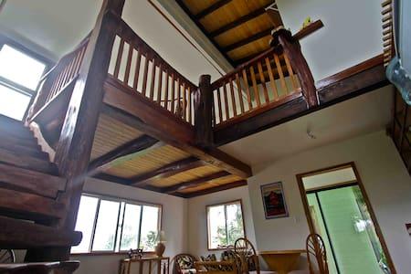 Ocean View Country House - Pāhoa - Ház