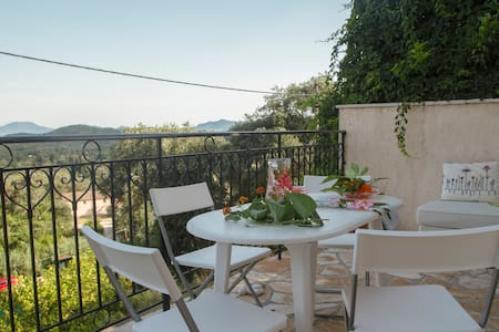 villa in ano korakiana - Korfu