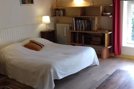 Grande chambre chez particulier proche de Nantes