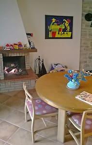 casetta in montagna - Capracotta - Apartamento