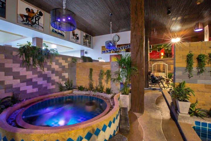 Jomtien Minigolf Sauna & Spa - best Sauna in Jomtien