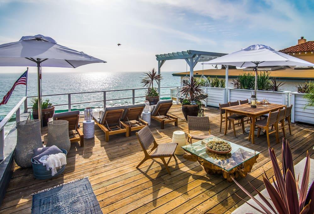 THE BEACH HOUSE ON MALIBU RD Netflix #STAY HERE! - 말리부의 주택에서 살아보기, 캘리포니아, 미국