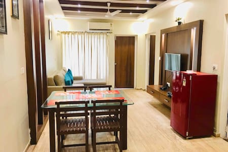 Luxury 2bhk apartment close to Baga Beach