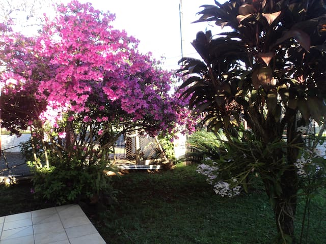 casa  férias Foz - Vila Iolanda Foz do Iguaçu - Foz do Iguaçu - Casa
