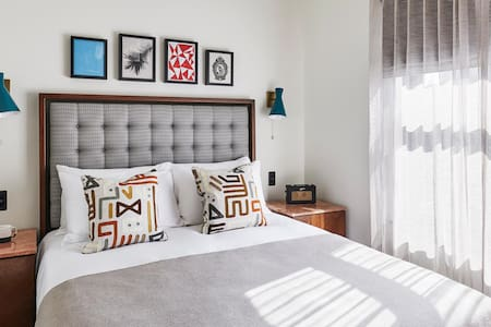 Snug Room - Queen bed