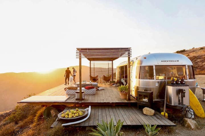 Malibu Dream Airstream  - Malibu - Camping-car/caravane