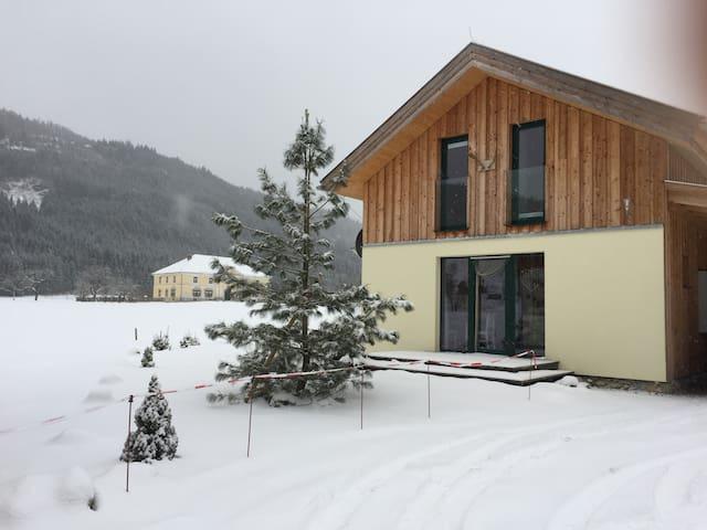 Chalet in Oostenrijk zomer/winter Murau Steiermark - Murau