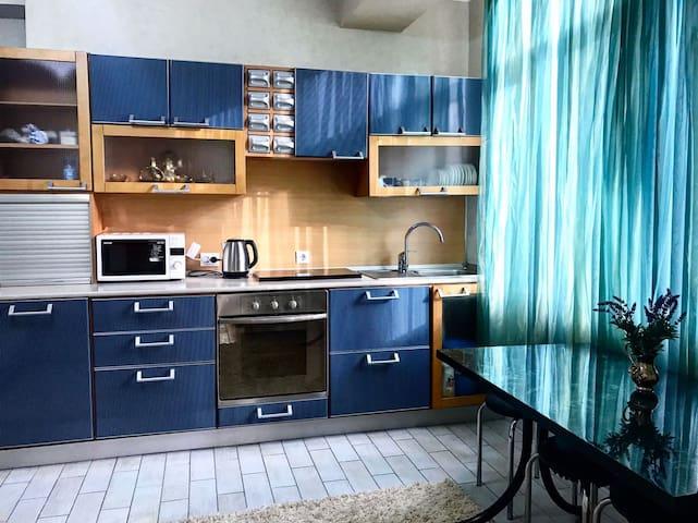 "Квартира ""Изумруд"" в Сочи 2-х комн."