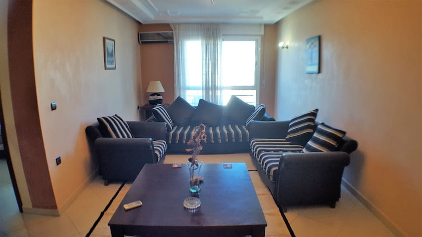 Large place near the beach - Tanger - Appartement