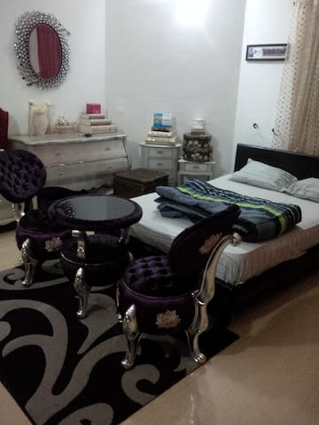 Charming Victorian Apartment - Abuja