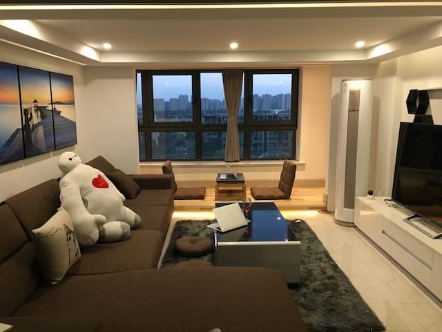摄影师之家——精装现代简约loft(整套房子)