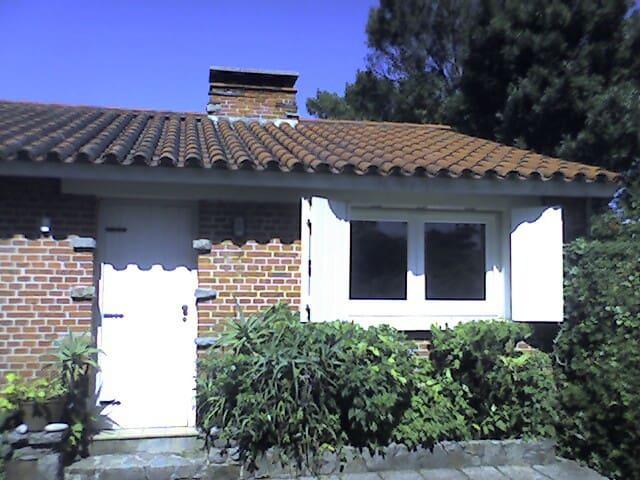 Casa para hospedar a 250 metros de la playa