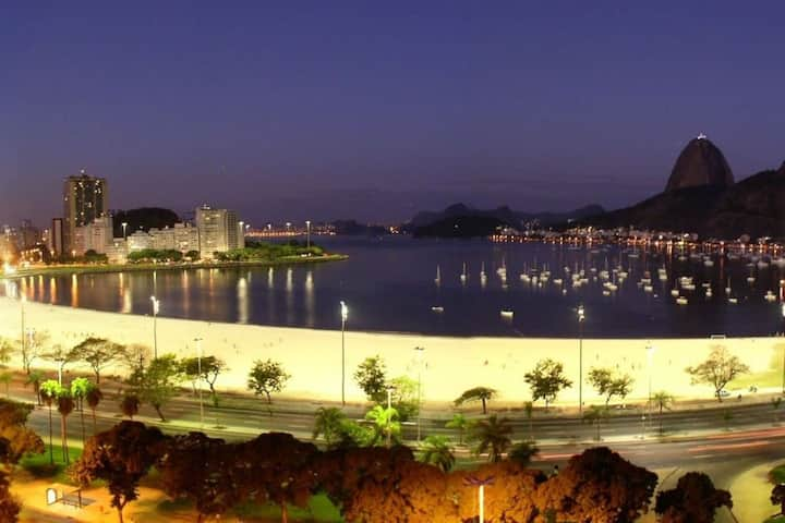 Excelente apartamento na Praia do Flamengo