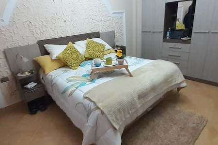 Nice appartment with ( 3 ) three bedrooms.