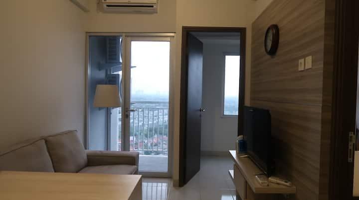 Cozy Place at Apartment Emerald Bintaro