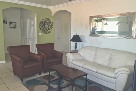 3BR Great Location Peaceful and Centric Apartment - South Padre Island - Lejlighed