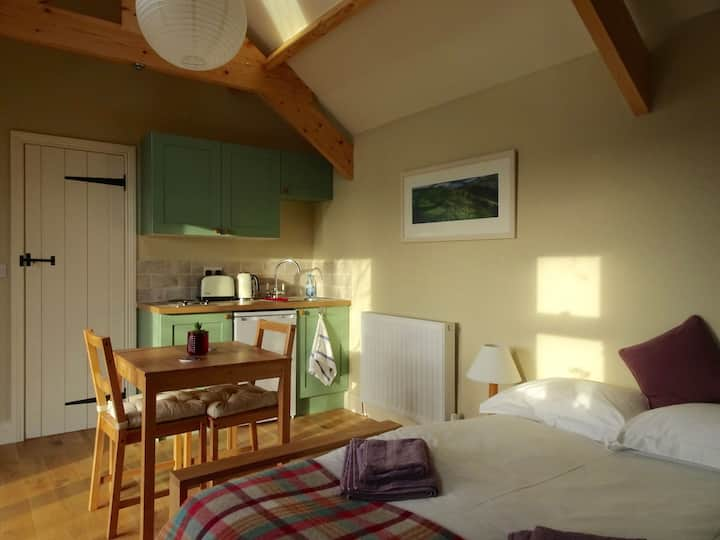 Birch Bothy, peaceful rural retreat