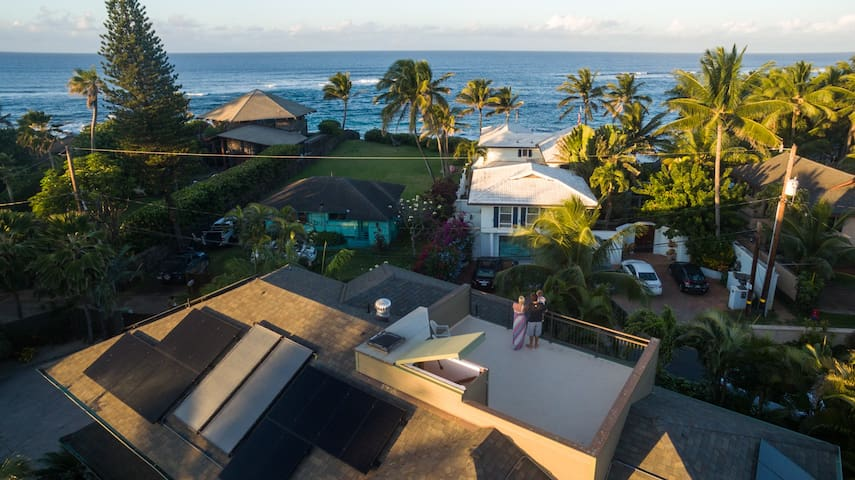 Gorgeous Home by Mama's Beach  - Paia