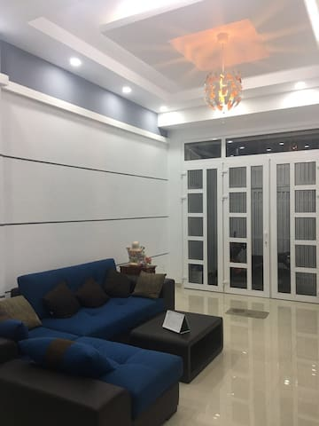 Private room in the City- District 3 HCMC - Ho Chi Minh City - Casa