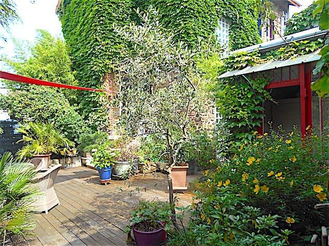 Joli studio à 2 pas de Paris et de Disneyland - Neuilly-Plaisance - Casa