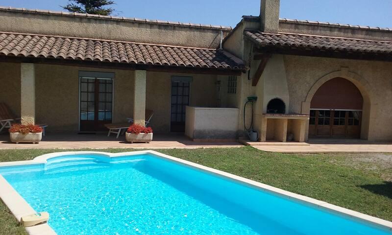Maison de vacances avec piscine privée - Châteauneuf-du-Pape - Holiday home