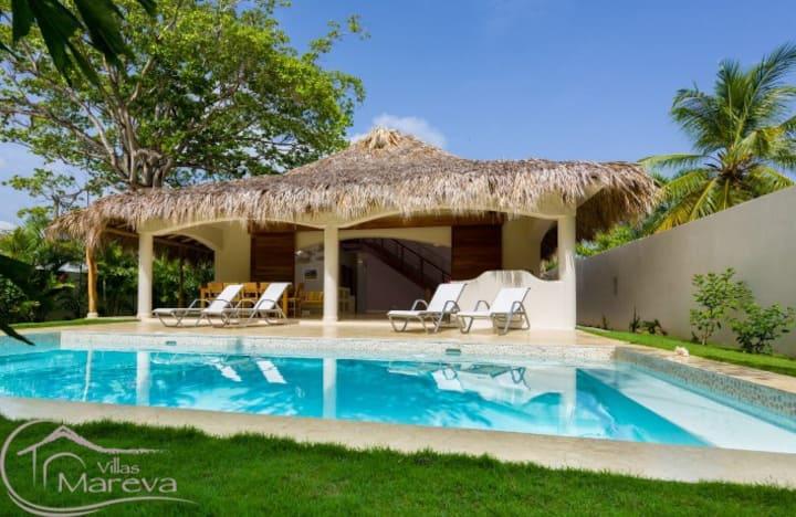 Wonderfull house TIJALI from 5 min. to the beach ☼