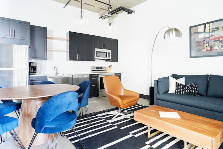 Sonder at MAX | Beautiful 2BR in Prospect Park