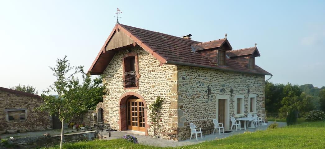 Belle grange entièrement rénovée