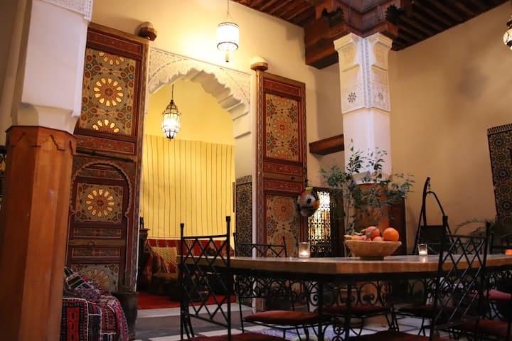 Dar Rbab - Rif Room