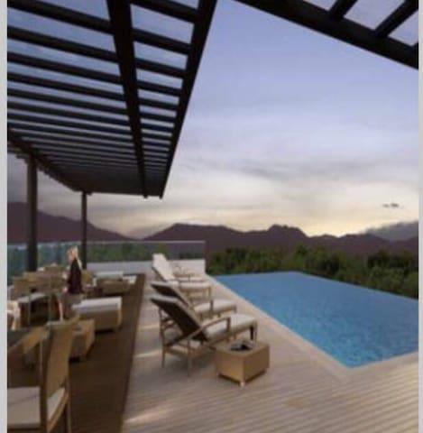Apartamento nuevo campestre - Rionegro - Service appartement
