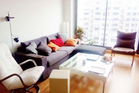Apartamento diseño con piscina en el mediterráneo - Sagunt - Apartment