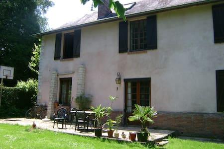 un séjour à la campagne - Condé-sur-Risle