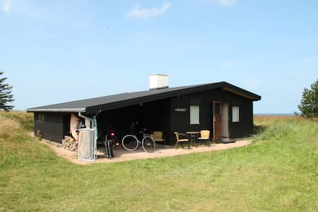 Summerhouse with a fantastic view - Bindslev - Chalet