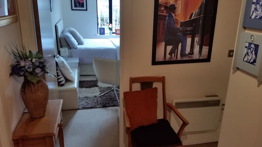 Cosy room with private bathroom in the City Centre - Birmingham - Lägenhet