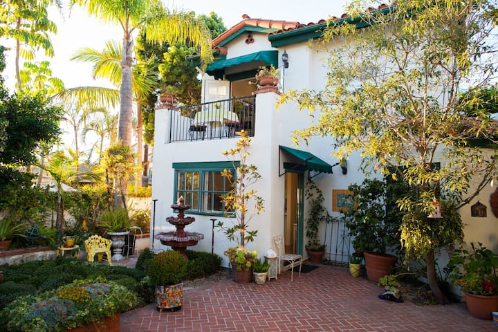 Garden Cottage at the Green - San Clemente - Bed & Breakfast