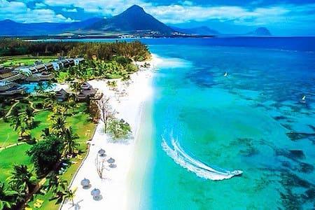 Paradya Beach Apartment - sea view - Flic en flac