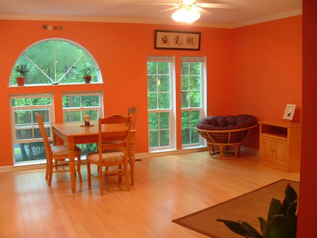 Treetop Sanctuary!  - Chapel Hill - Wohnung