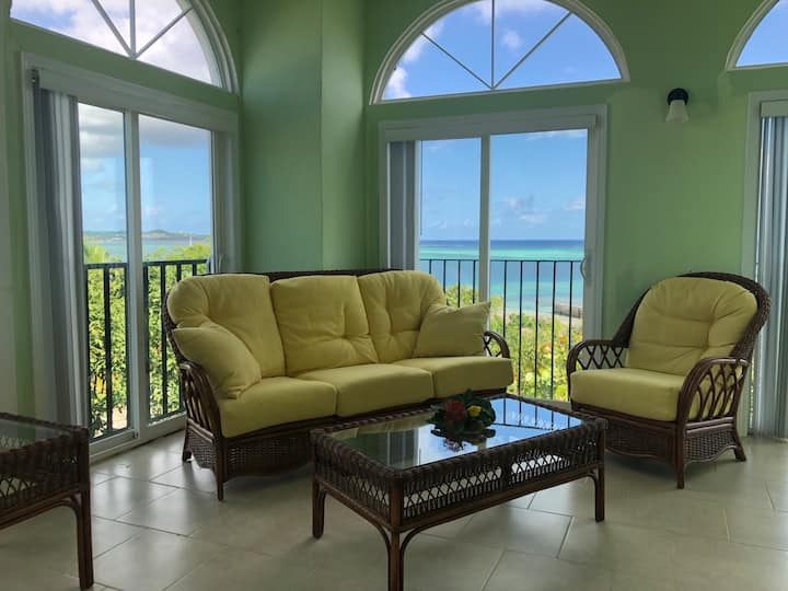 Residence on the Cay